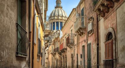 Ragusa in Italien