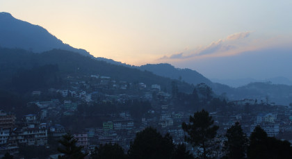 Destination Kohima in East India