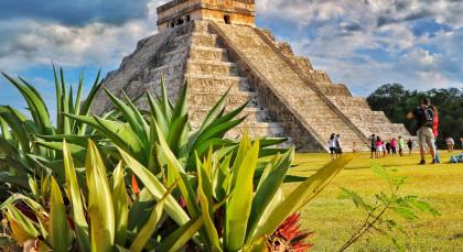 Chichén Itzá in Mexiko