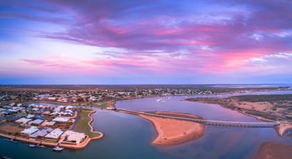 Destination Carnarvon in Australia