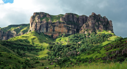 Destination Southern Drakensberg in South Africa