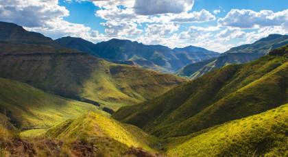 Destination Northern Lesotho in Lesotho