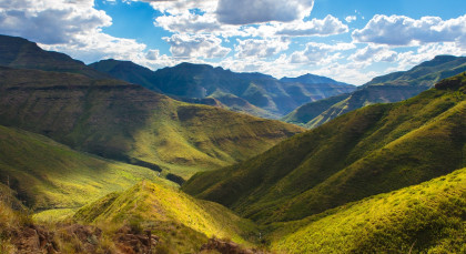 Nördliches Lesotho in Lesotho