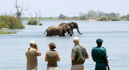 Destination Majete Wildlife Reserve in Malawi