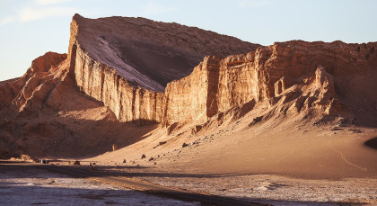 San Pedro de Atacama in Chile