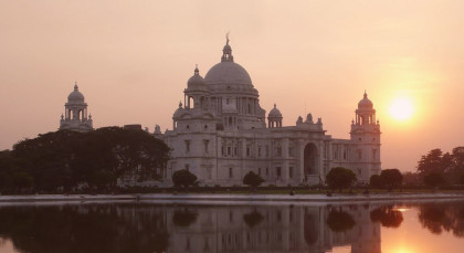 Destination Kolkata in East India