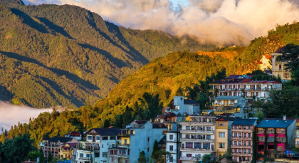 Destination Sapa & The Tonkinese Alps in Vietnam
