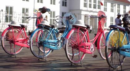 Destination Jakarta in Indonesia
