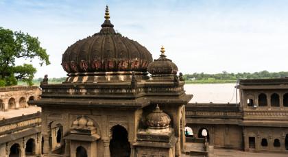 Destination Maheshwar in North India