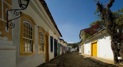 Paraty in Brasilien