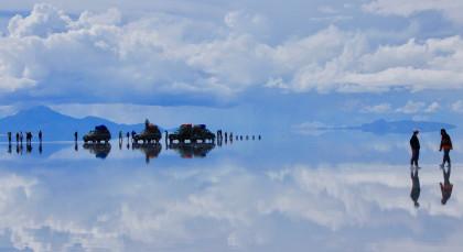 Uyuni in Bolivien