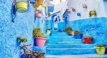Chefchaouen in Marokko