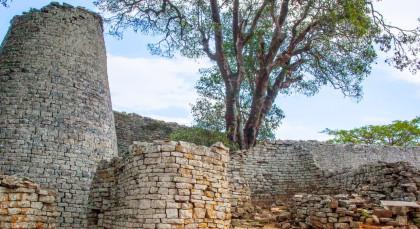 Great Zimbabwe in Simbabwe