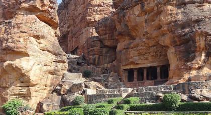 Destination Badami in South India