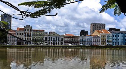 Destination Recife in Brazil