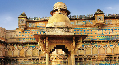 Gwalior in Nordindien