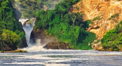 Destination Murchison Falls in Uganda