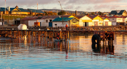 Destination Punta Arenas Cruise in Chile