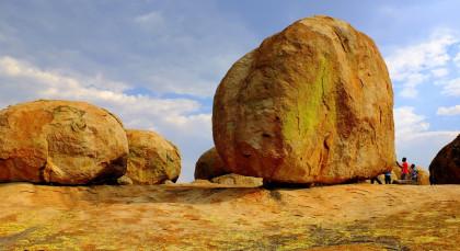 Matobo Nationalpark in Simbabwe