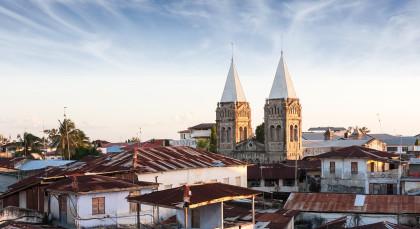 Stone Town in Tansania