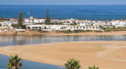 Oualidia in Marokko