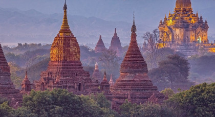 Mandalay / Ayeyarwady in Myanmar