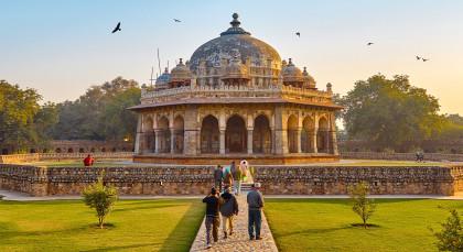 Delhi in Nordindien