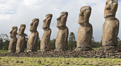 Destination Easter Island in Chile