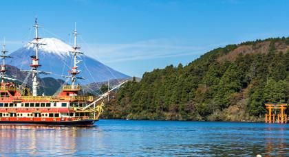 Destination Hakone in Japan