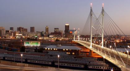Pretoria in Südafrika