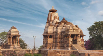Khajuraho in Nordindien