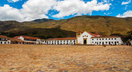 Destination Villa de Leyva in Colombia