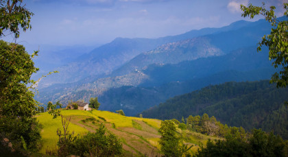 Destination Almora in North India
