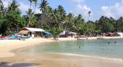 Galle Strandaufenthalt in Sri Lanka