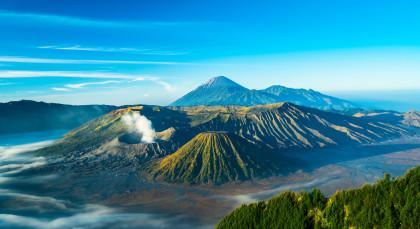 Destination Mt Bromo in Indonesia