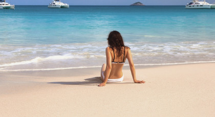 Destination Silhouette Island in Seychelles