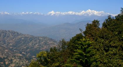 Dhulikhel in Nepal