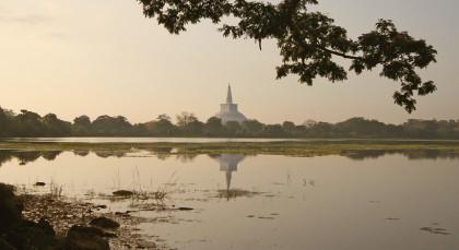 Anuradhapura in Sri Lanka