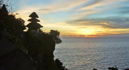 Bali,Uluwatu in Indonesien