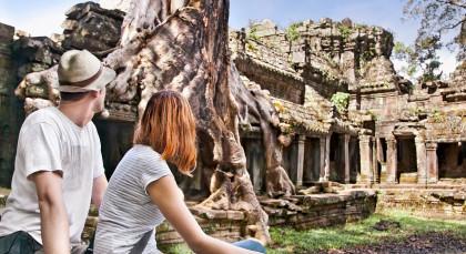 Kampong Thom in Kambodscha