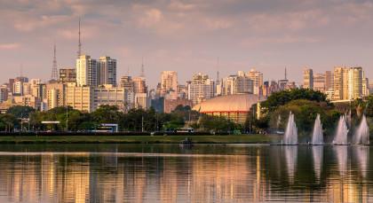 São Paulo in Brasilien