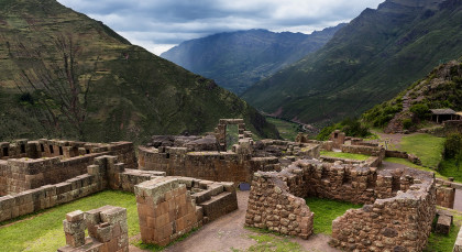 Destination Sacred Valley in Peru
