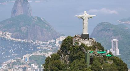 Destination Rio de Janeiro in Brazil