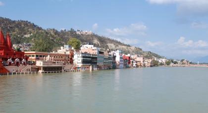 Destination Haridwar in Himalayas