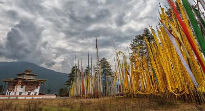 Destination Bumthang in Bhutan