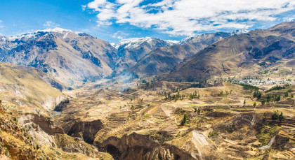 Destination Colca in Peru