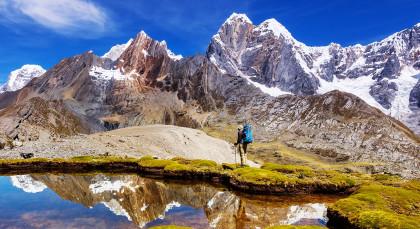 Destination Cordillera Blanca in Peru