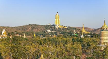 Monywa in Myanmar