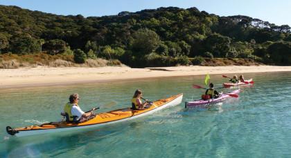 Destination Paihia (Bay of Islands) in New Zealand