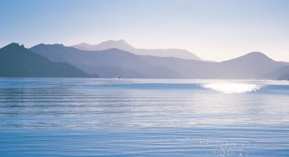 Marlborough Sounds in Neuseeland